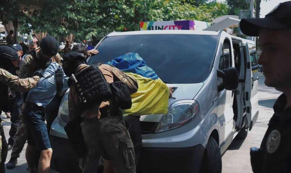 Украину превращают в экспериментальный гибрид фашистского режима и ЛГБТ-кошмара