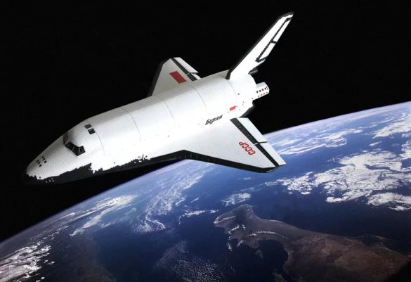 Владелец «Бурана» отказался возвращать космический корабль в Россию и нахамил | Русская весна
