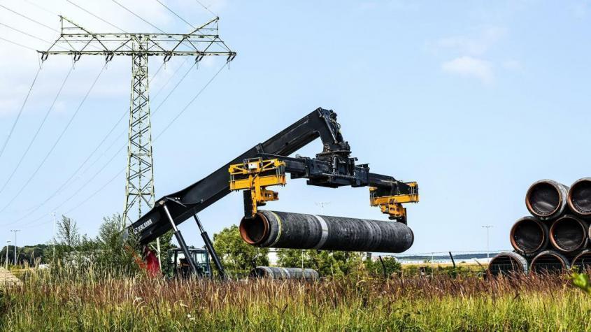 Европа будет вынуждена покупать российский газ за рубли