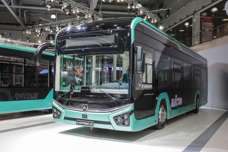 «Группа ГАЗ» представляет на выставке «Комтранс» автобусы нового поколения
