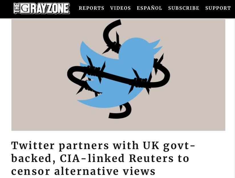 О тайной информационной войне против России