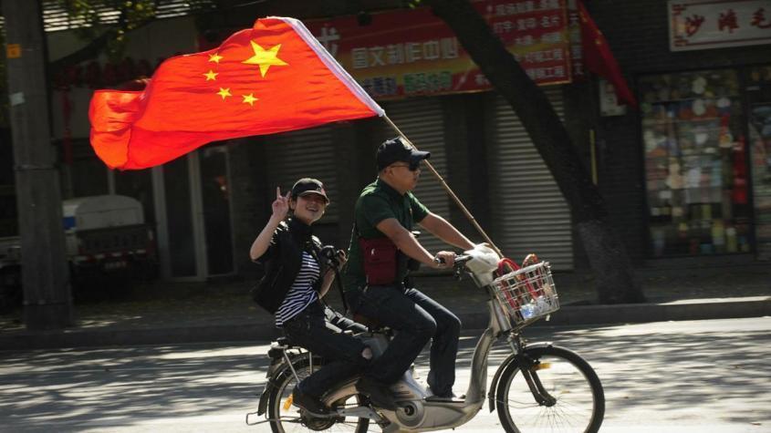 Китай начинает