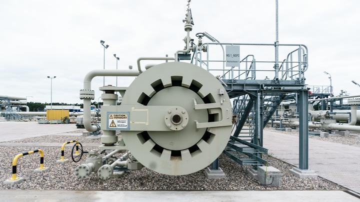 «Северный поток – 2» полностью достроен и готов к приёму первых кубометров газа
