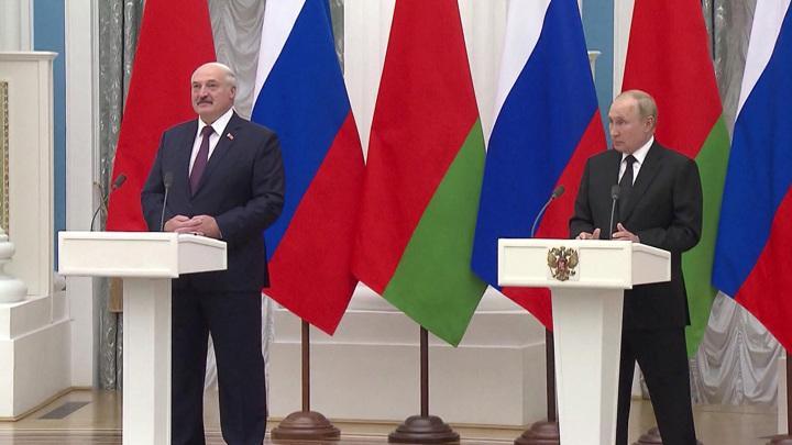 Интеграция России и Белоруссии: 28 программ Москвы и Минска