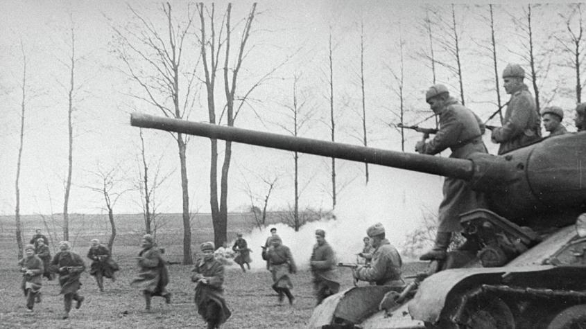 Минобороны опубликовало документы о танковых боях и героях Великой Отечественной войны