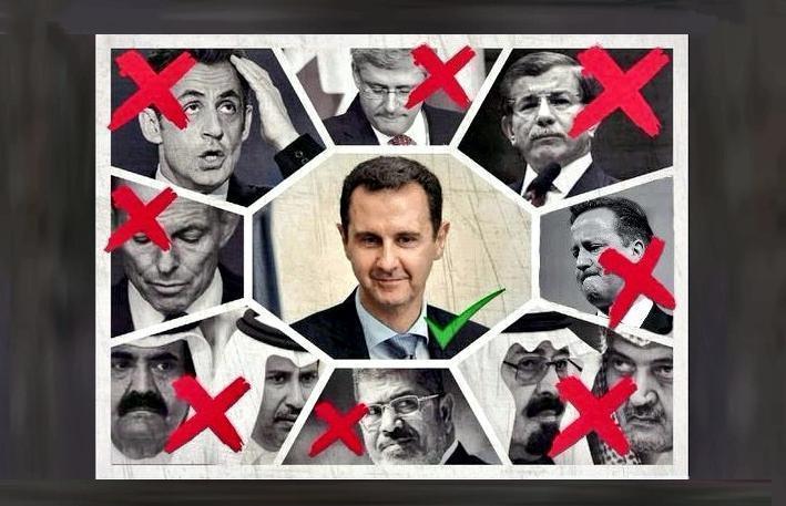11 сентября – День рождения президента Сирии