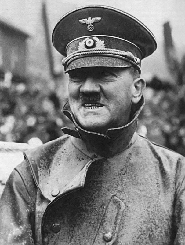 Гитлер – гнусный вонючка из «преисподней» – воспоминания людей из его окружения