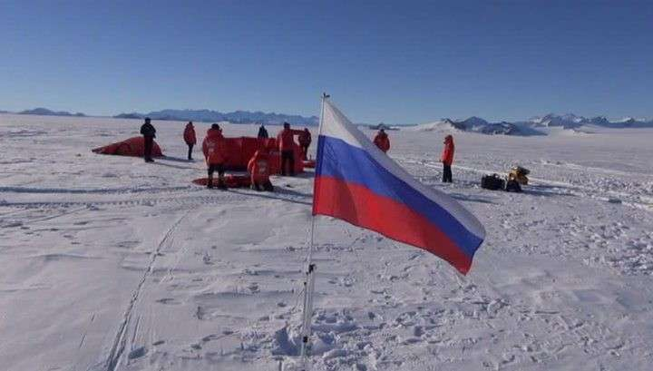 Российские бизнесмены открыли новую «туристическую Мекку» - Антарктиду