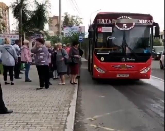 В Хабаровске водитель-исламист высадил пассажиров автобуса из-за намаза