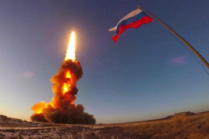 Россия создаёт мощнейший противоракетный щит