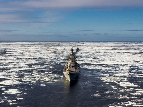 Русская стратегия в Арктике: ставки сделаны