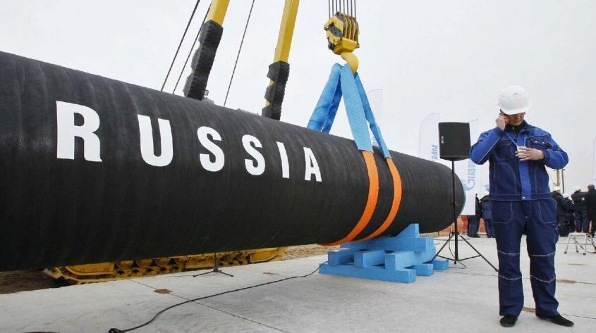 Странные европейцы: «русские должны поставлять нам дешёвый газ, но не по этой новой трубе»
