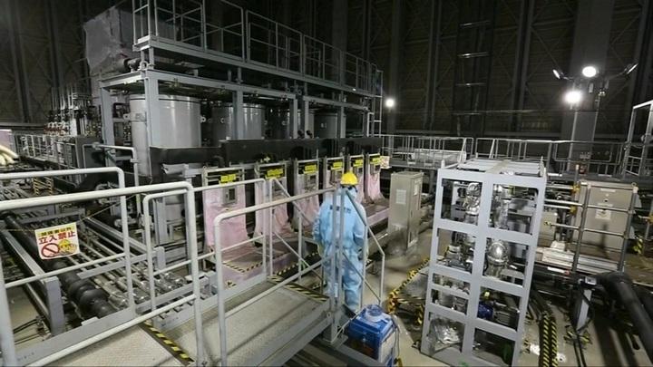 В Японии опасаются утечки радиоактивной воды с АЭС Фукусима