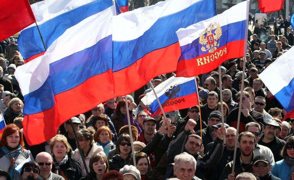 Санкции помогают Путину сплотить «Русский мир»
