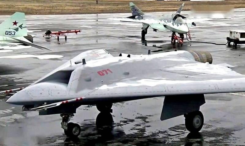 СМИ Индии: российский дуэт Су-57 и «Охотника» станет проблемой для новейших боевых самолётов США