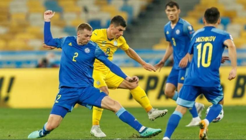 Ничейный синдром. Украинская сборная потеряла реальные шансы на прямую путевку в Катар