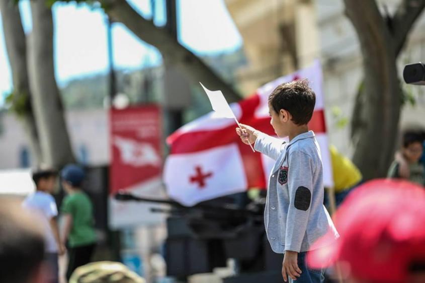 Грузия оказалась нежизнеспособна без «российской оккупации»