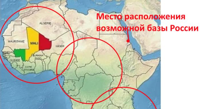 Афганистан в Африке: Россия выгоняет Францию с Черного континента – Мали, Гвинея