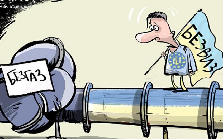 Российский газ: «Северный поток – 2» и сопровождающие его истерики