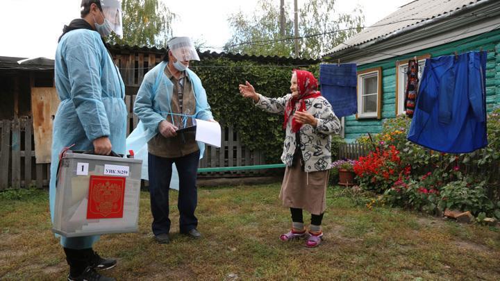 В России начался заключительный день голосования на выборах в Госдуму 2021