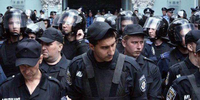 В Харьковской области уволили 500 милиционеров за отказ воевать в Донбассе