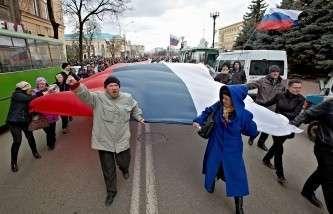 В Донецке митингующие предъявили ультиматум местным властям