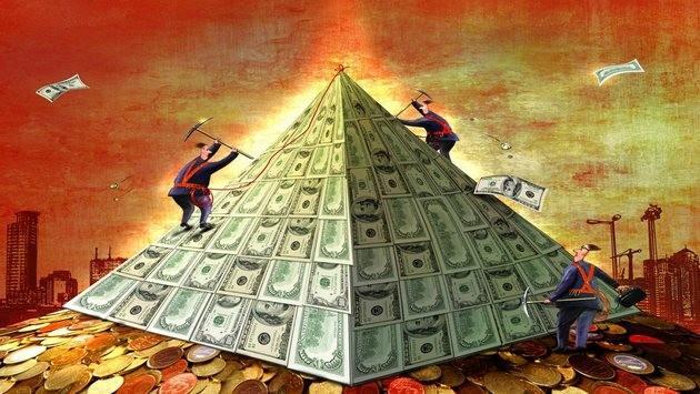 Мировая долларовая система. Это уже похоже на агонию.