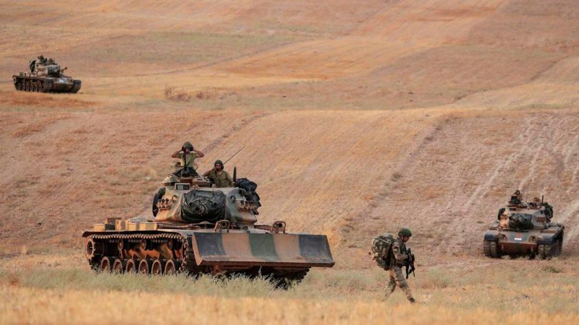 Сирия потребовала от Турции немедленного вывода войск из северных провинций
