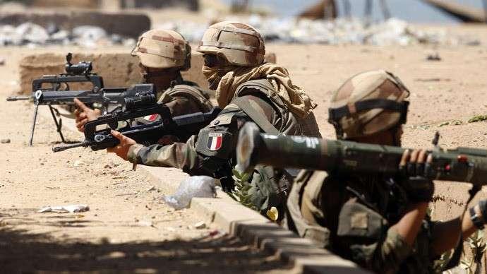 Катарские СМИ: Париж хочет использовать теракты для вторжения в Ливию