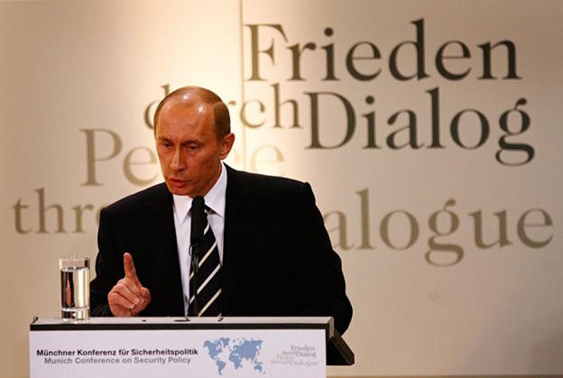 Россия отменяет «конец истории» – его не будет