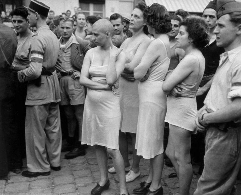 Европейским ублюдкам всегда нравилось воевать с женщинами и детьми