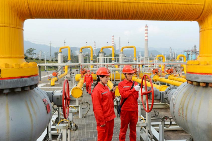 «У ЕС нет шансов в борьбе с Китаем за газ» – начинается активная закупка газа на зиму
