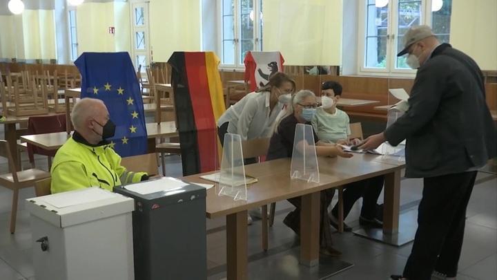 Выборы в Германии 2021: данные экзитполлов всколыхнули всю Германию