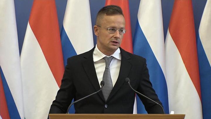 Венгрия подписала с
