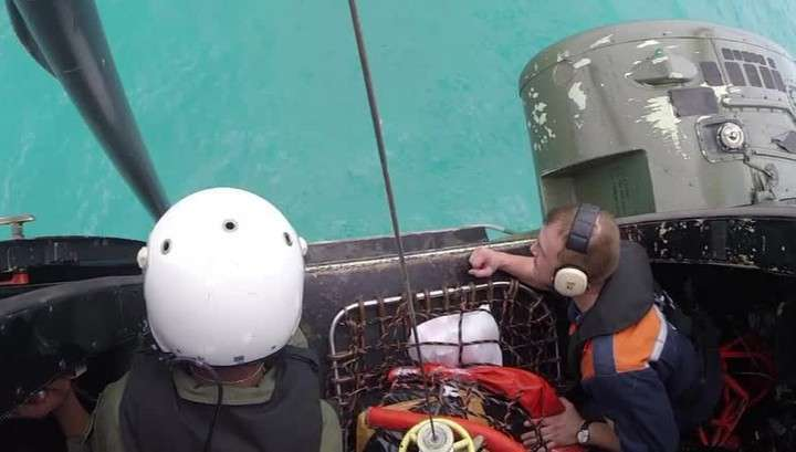 Спасатели засекли сигнал «чёрных ящиков» лайнера AirAsia