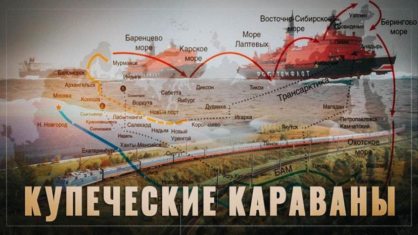 Купеческие караваны. Россия меняет глобальные логистические ландшафты