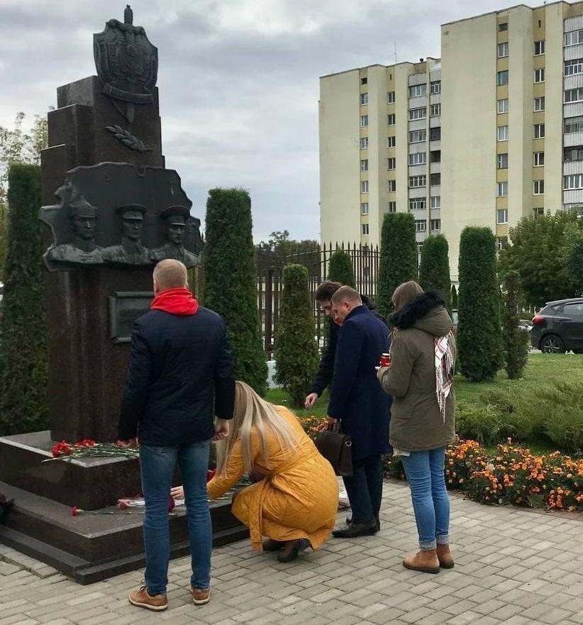 Сотрудника КГБ Белоруссии убил гражданин США