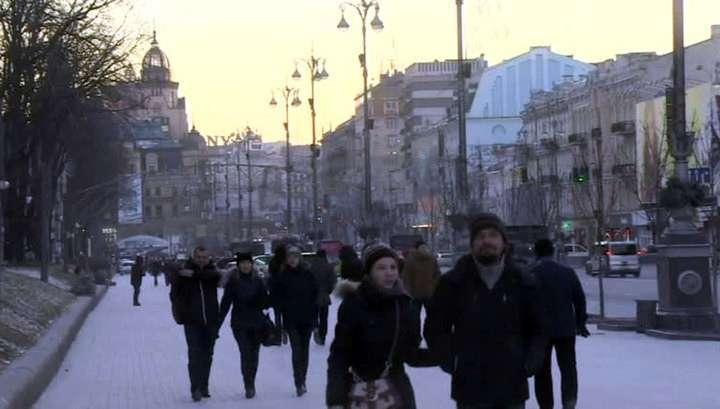 Киевская зРада обложила налогами пенсионеров