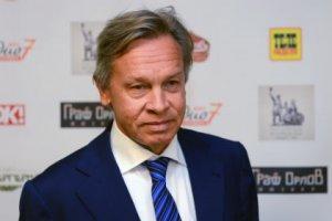 Пушков отказался воспринимать Яценюка всерьез