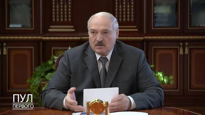 Лукашенко: в случае агрессии Белоруссия и Россия станут единой военной базой