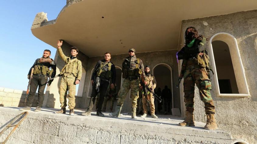 Террористы в сирийском Идлибе перебросили ракеты с отравляющими веществами к фронту