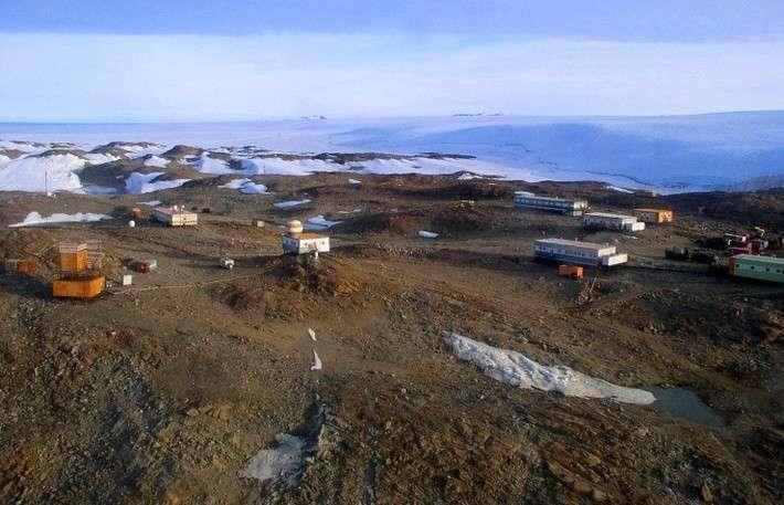 ВАнтарктиде начались работы поустановке оборудования системы ГЛОНАСС