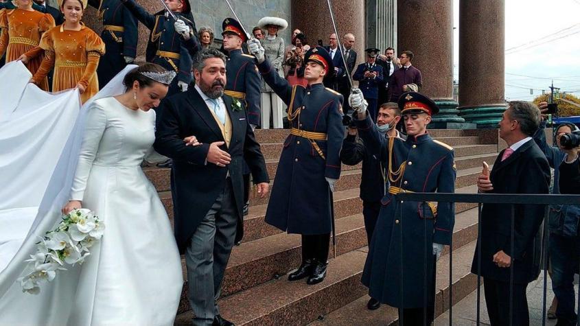 Венчание на царство Гоги Мухосранского из «династии Романовых»