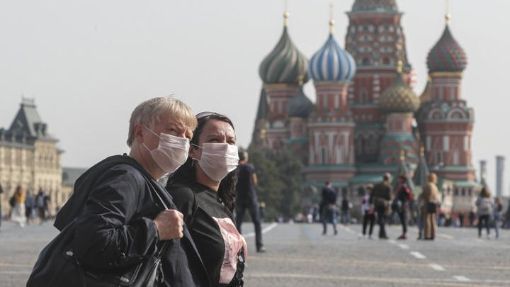 В России отменены все массовые мероприятия из-за коронавируса из-за коронавируса
