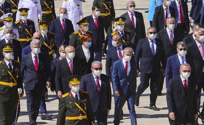 Что сказал Путин Эрдогану, после чего уволилось 5 генералов и 600 полковников