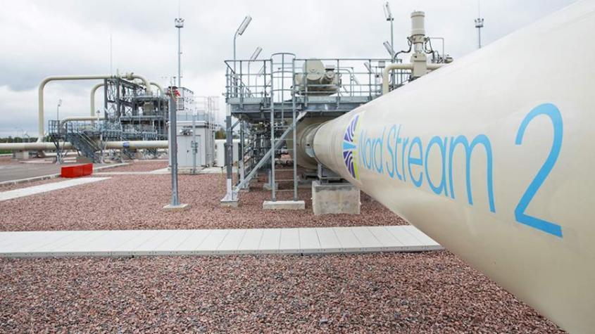 Первую нитку «Северного потока – 2» начали заполнять газом после разрешения Дании