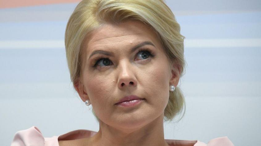 Марина Ракова задержана полицией, она находится в ГСУ ГУМВД России по Москве