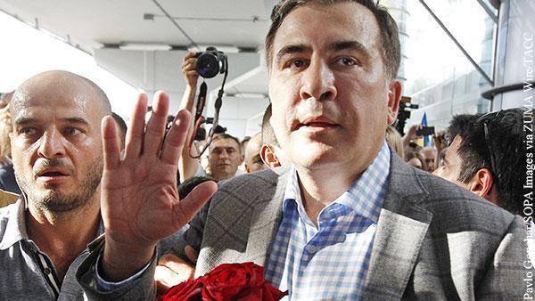 Саакашвили залез в Грузию через незакрытое властями окно ненависти к России