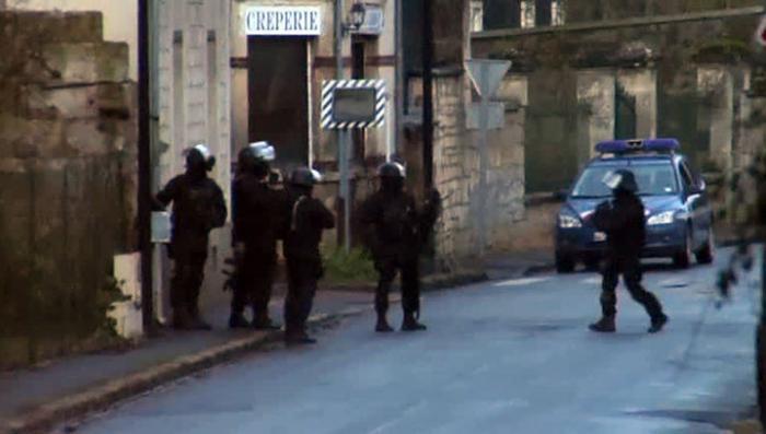 Ликвидация террористов во Франции: новые подробности