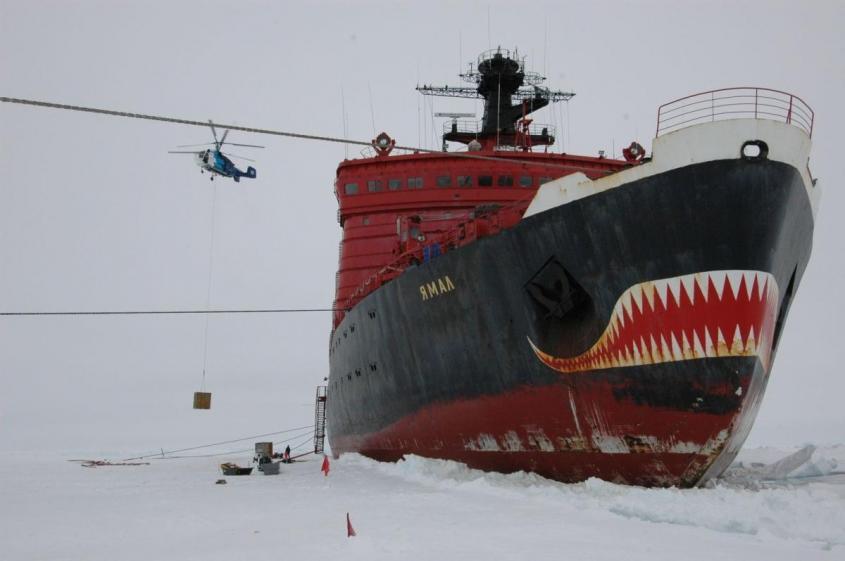 Поражение США в ледяной войне, ЕС на пороге зимы и зелёный курс России